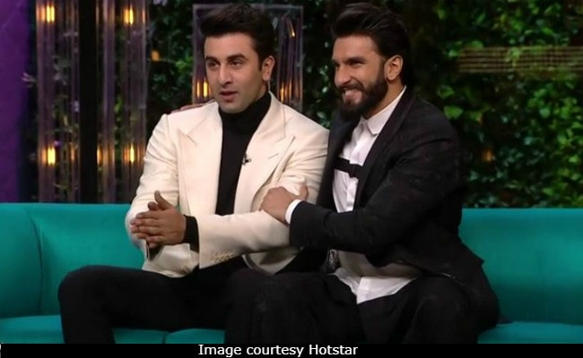 Image result for Ranbir And RANVEER
