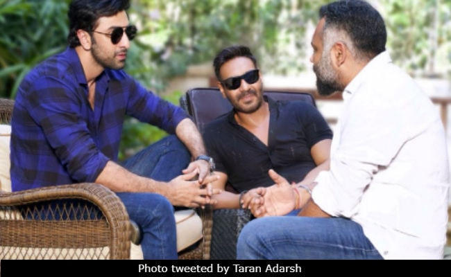 'Ajay Devgn, Ranbir Kapoor Found Script Amazing': Luv Ranjan On New Film