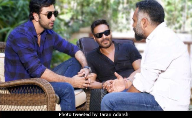 'Ajay Devgn, Ranbir Kapoor Found Script Amazing': Luv Ranjan On New Film