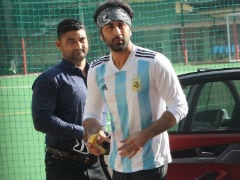 Trending Pics From Ranbir Kapoor's Football Match With Cousins Armaan And Aadar