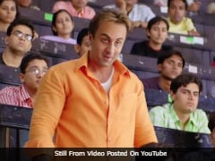 <i>Sanju</i>: That's Ranbir Kapoor And Not Sanjay Dutt, Peeps. (Can't Tell The Difference, Right?)