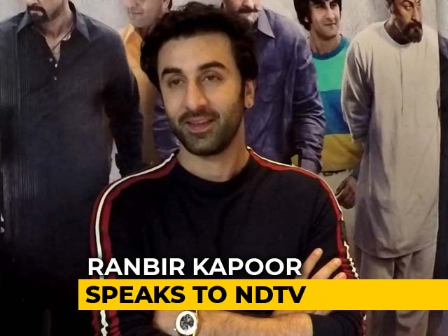 Ranbir Kapoor On His Latest Film Sanju