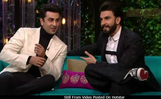 Sanju: Ranveer Singh, Not Ranbir Kapoor, Was Producer's First Choice For Film. Yes, You Read That Right