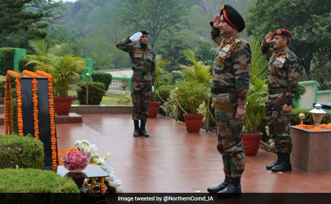 Lt Gen Ranbir Singh, Who Announced Surgical Strikes, Is Northern Army Commander