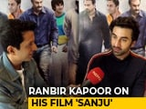Video : #Just2Questions: <i>Sanju</i> Is Not Made To Glorify Sanjay Dutt - Ranbir Kapoor