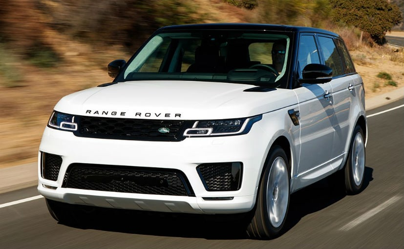 2020 Land Rover Range Rover Sport: Changes, Equipment, Price >> 2019 Range Rover Sport Range Unveiled In India Prices Start