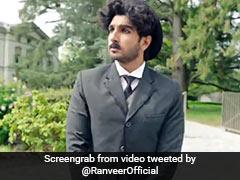 चार्ली चैपलिन बनकर घूम रहे रणवीर सिंह, आप भी पहचान नहीं पाएंगे.. देखें वीडियो