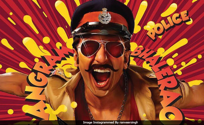 Ranveer Singh's Simmba Will Be The 'Biggest Entertainer Of The Year,' Promises This Actor