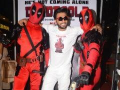 Ranveer Singh: 'I Have Been Exploring Various Superhero Subjects'