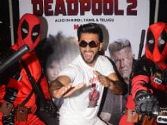 Ranveer Singh Dubbed For <i>Deadpool 2</i> To 'Give <i>Galli</i>s Onscreen'