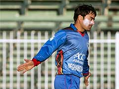 1st T20I: Rashid Khan Spins Afghanistan To Big Win Against Bangladesh