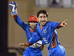 Rashid Khan Leads Afghanistan Spin Trio's Surge In T20I Ranking