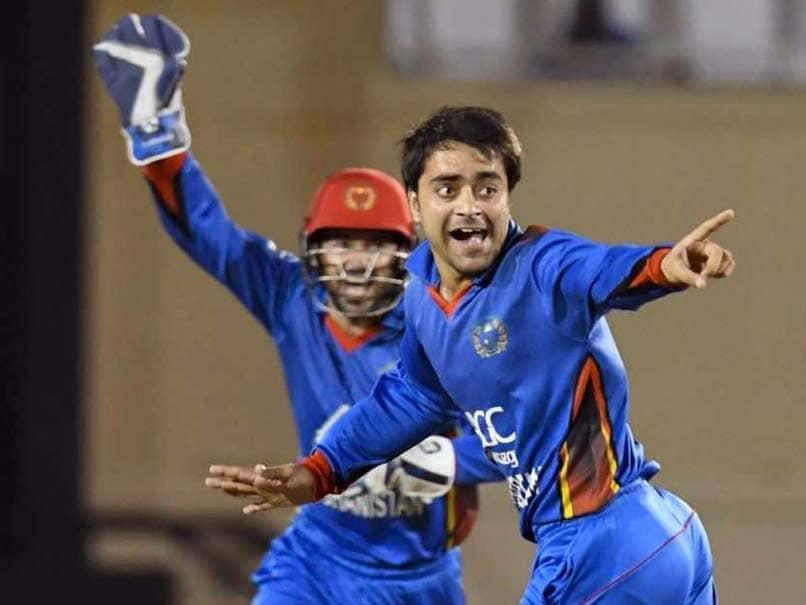 Rashid Khan Leads Afghanistan Spin Trios Surge In T20I Ranking