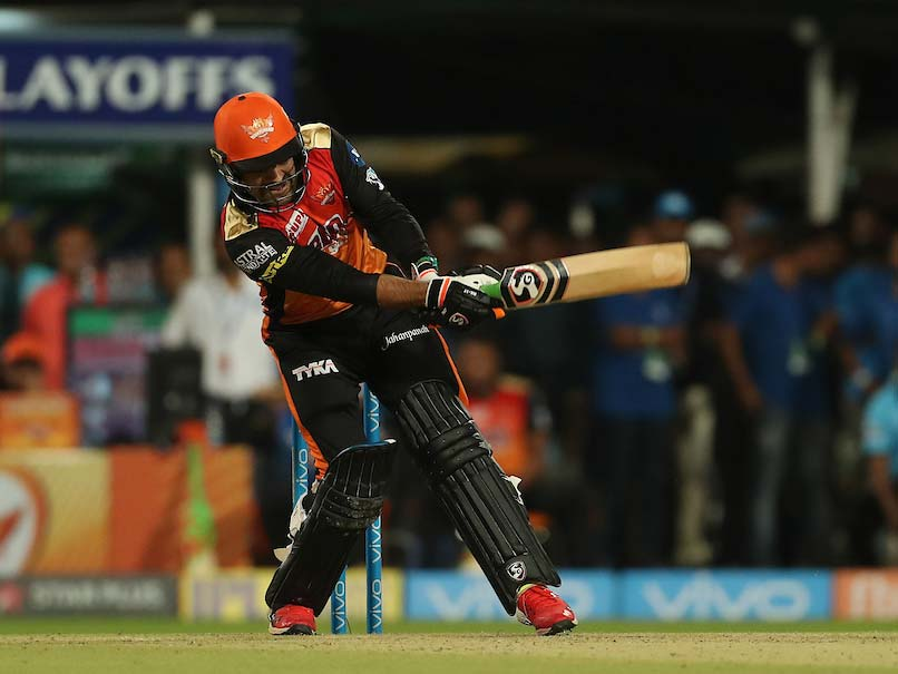 Watch: Rashid Khan Hits MS Dhoni-Esque Helicopter Shot In SRH vs KKR IPL Match