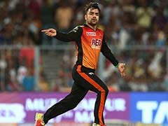 "IPL: Rashid Khan Is ""Best T20 Spinner In The World"", Says Sachin Tendulkar"