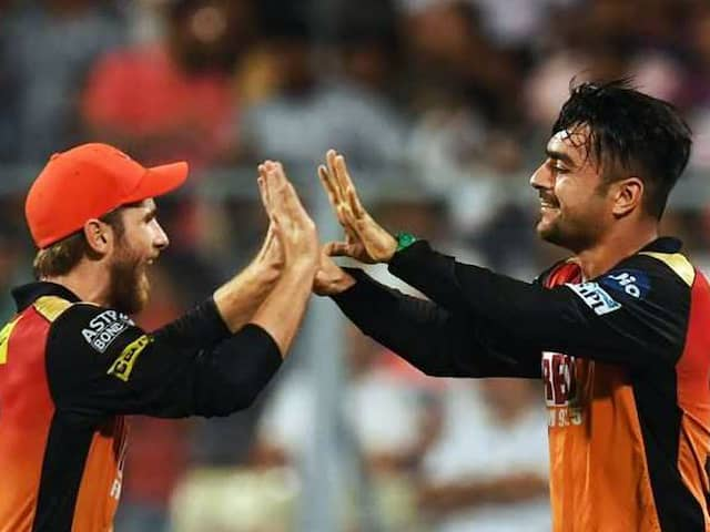 IPL 2018: Kane Williamson Labels Rashid Khan The Full Package