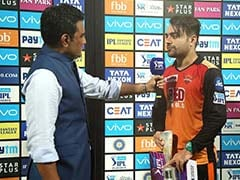 IPL 2018: Rashid Khan Dedicates Man Of The Match Award To Afghanistan Blast Victims