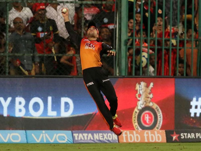 IPL: Rashid Khan Pulls Off One-Handed Stunner To Rival Trent Boult's Catch. Watch Video