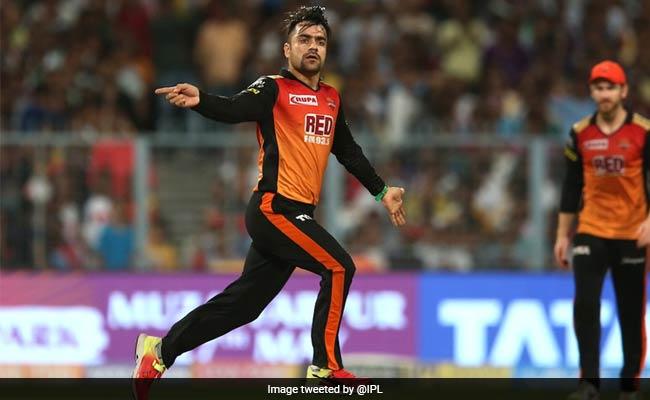 IPL 2018  Qualifier 2: राशिद खान के दोहरे प्रदर्शन से सनराइजर्स फाइनल में पहुंचा, 14 रन से हारा केकेआर