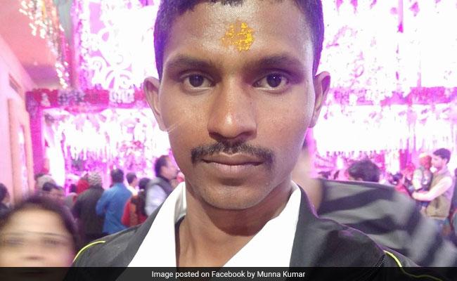 आगरा में शख्स ने किया मौत का 'फेसबुक लाइव', दोस्तों ने की रोकने की कोशिश लेकिन...