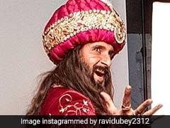 Video: 'जमाई राजा' ने किया अलाउद्दीन खिलजी को कॉपी, फनी अंदाज में करेंगे गेम शो को होस्ट