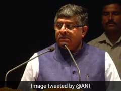 Government To Soon Make Aadhaar-Driving Licence Linking Mandatory: Ravi Shankar Prasad