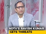Video: NDTV's Ravish Kumar On Facing Death Threats For His Reporting