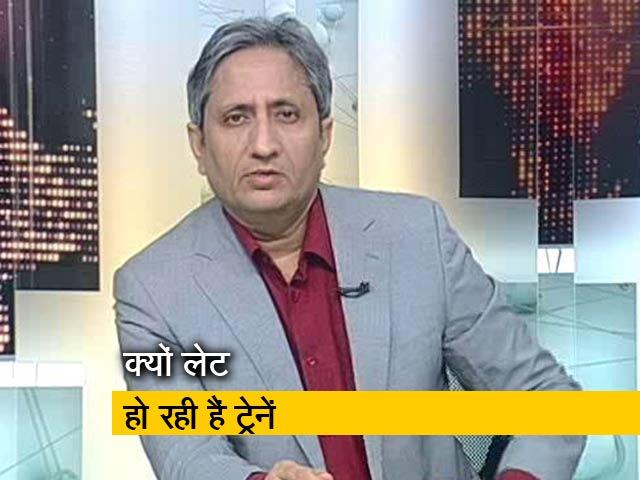 Videos : प्राइम टाइम : देश की बड़ी आबादी के समय की चिंता क्यों नहीं?