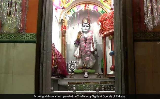 कृष्ण मंदिर के सौंदर्यीकरण के लिए पाकिस्तान ने दिए दो करोड़ रुपये
