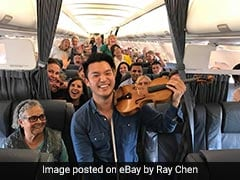 They Were Stranded On Runway, Then World-Class Violinist Began Playing