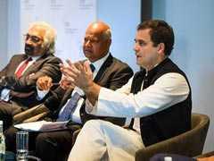 Chinese Still In Doklam, Rahul Gandhi Says, Targeting PM Modi In London