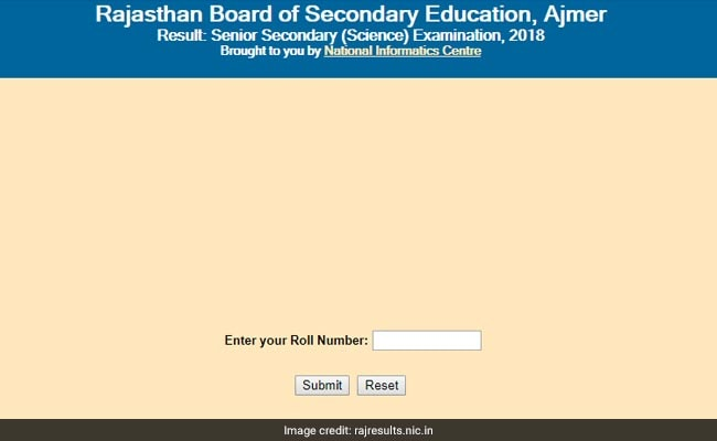 RBSE Results 2019: Rajasthan Board BSER 10th, 12th Result Date Update