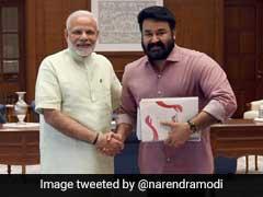आम चुनाव 2019 : कांग्रेस सांसद शशि थरूर के खिलाफ मलयालम सुपरस्टार मोहनलाल को उतार सकती है BJP