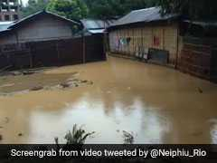 Flood-Hit Nagaland Yet To Receive Relief From Centre