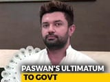 Video : Ultimatum From Ram Vilas Paswan, Son Chirag In Fresh Ally Trouble For BJP