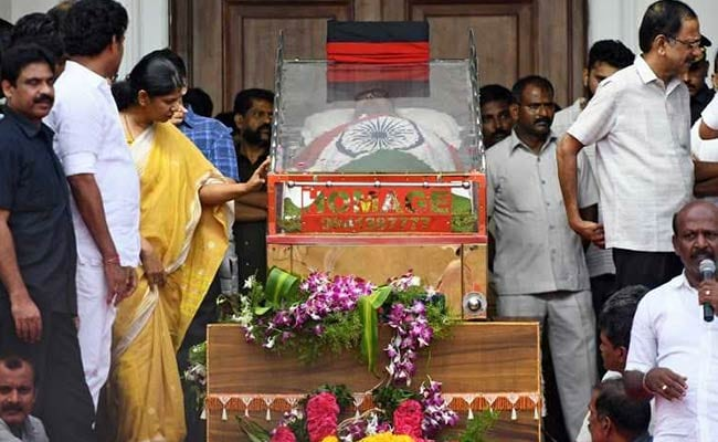Sri Lankan Leaders Mourn Death Of DMK Patriarch M Karunanidhi