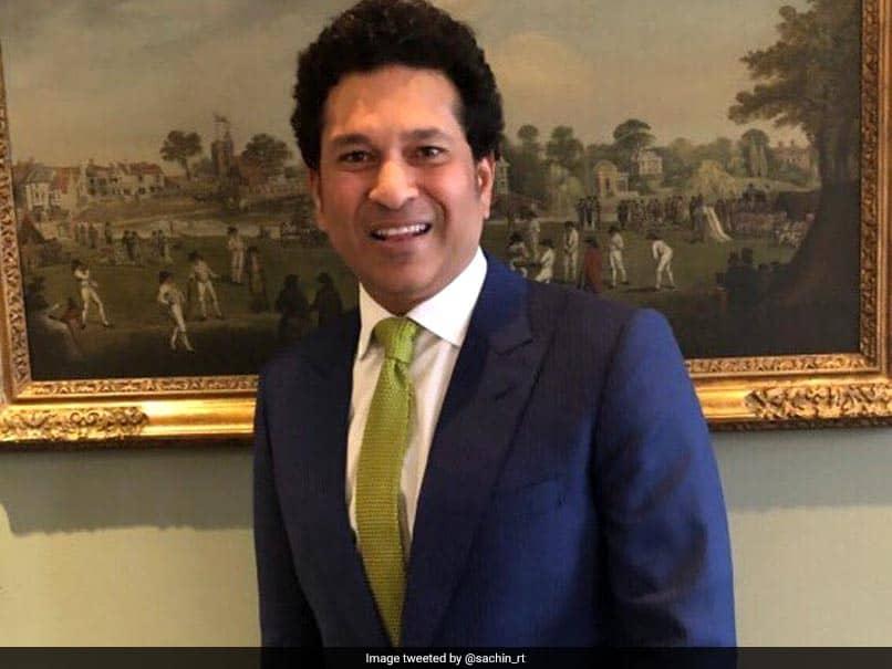 Sachin Tendulkar Reveals The Improvement He Wants In Test Cricket
