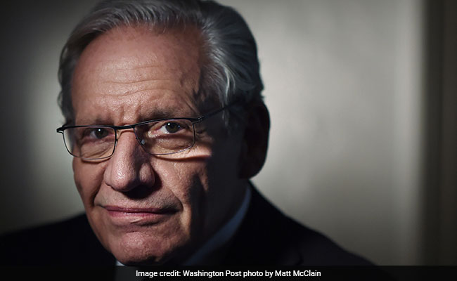 Bob Woodward To Chronicle The Trump White House In 'Fear'