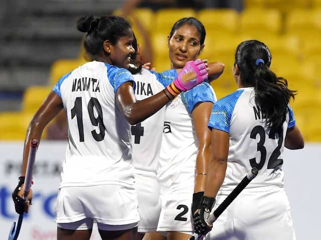 Asian Games 2018: India Edge China 1-0 To Enter Womens Hockey Final