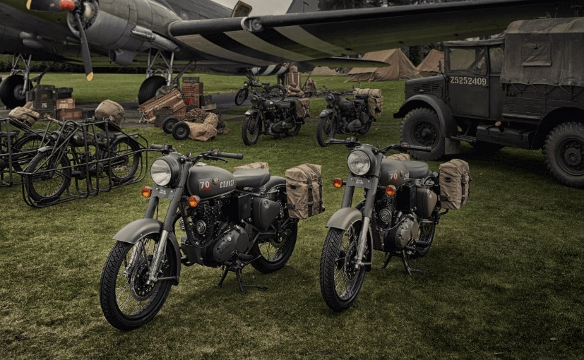 The Classic 500 Pegasus Edition is by far Royal Enfield's most expensive offering