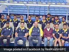 Real Kashmir FC Qualify For I-League
