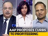 Video : AAP Government Targets Profiteering