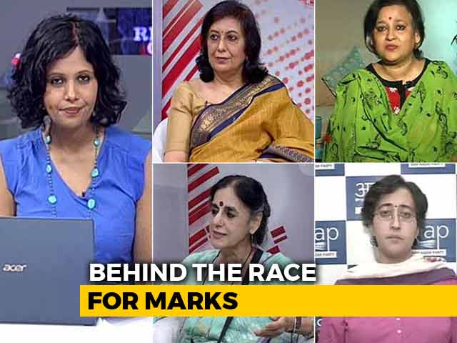 Video : The Unreal Rise In Marks: 90% Not Extraordinary Anymore?