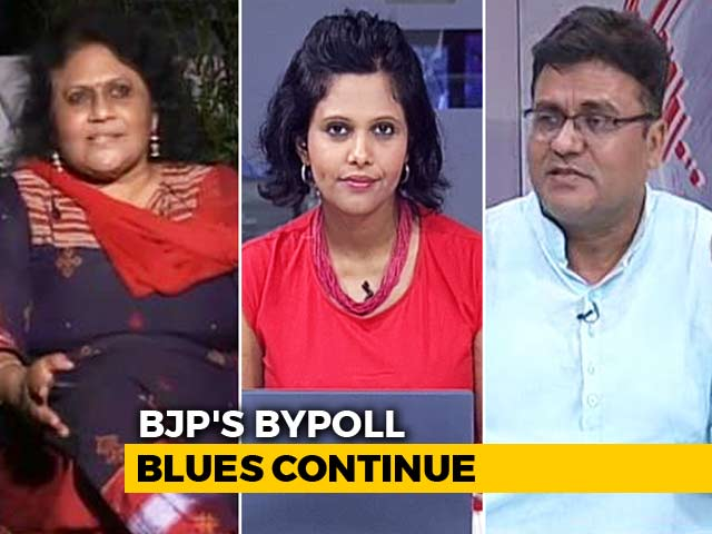 Video : The Bypoll Blow For BJP