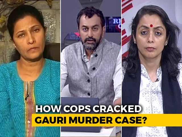 Video : Gauri Lankesh's Murder: The Burden Of Proof
