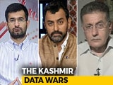 Video : NDA vs UPA: Kashmir's Data Wars