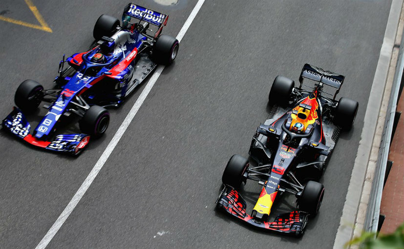 F1: Red Bull To Switch To Honda Engines From Renault Next Season