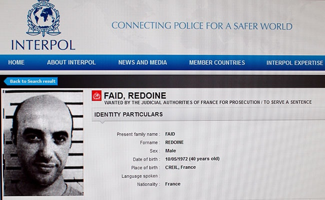 Top French criminal Redoine Faid escapes prison by helicopter