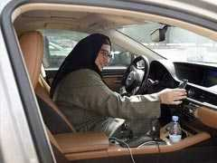'Because I Can': Ride-Hailing App Welcomes Saudi Women Drivers