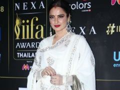 IIFA Awards 2018: A Surprise By Rekha Will Be The 'Highlight'